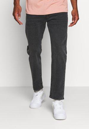 501 '93 CROP - Jeansy Straight Leg - black denim