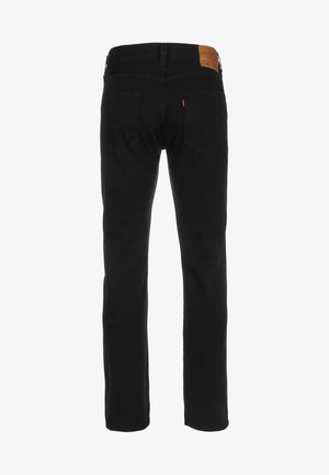 ORIGINAL - Straight leg jeans - black
