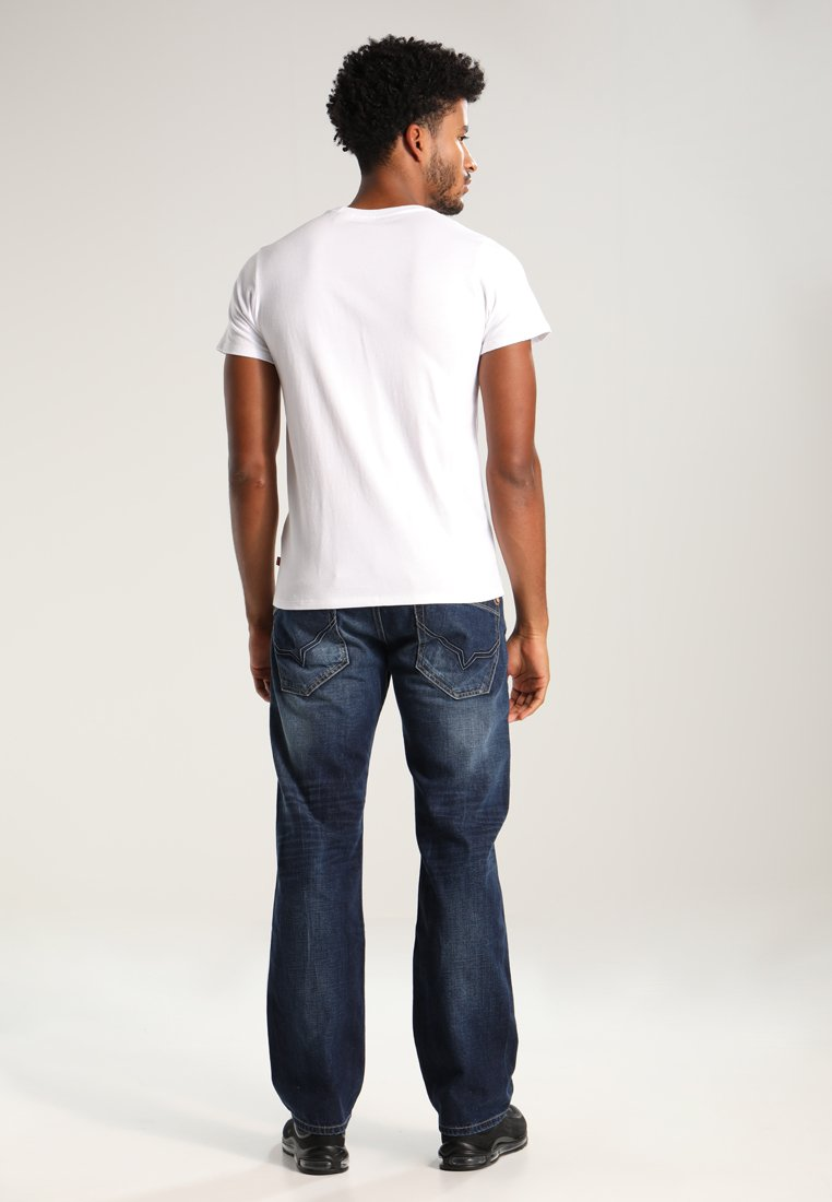 Levi's® T-shirts Med Print - Graphic White