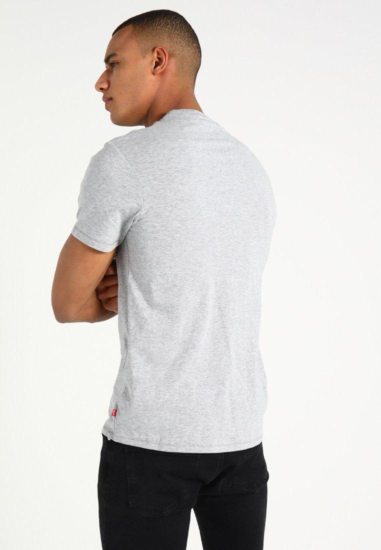 ImpriméGrey Heather Levi's® T shirt IWYeH29ED