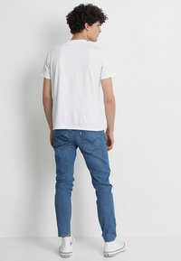 Levi's® - 501 ORIGINAL TEE - T-shirt basic - white - 2