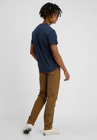 Levi's® - 501 ORIGINAL TEE - T-shirt basic - dress blues - 2