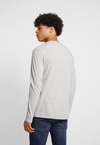 Levi's® - ORIGINAL TEE - T-shirt à manches longues - grey heather - 2
