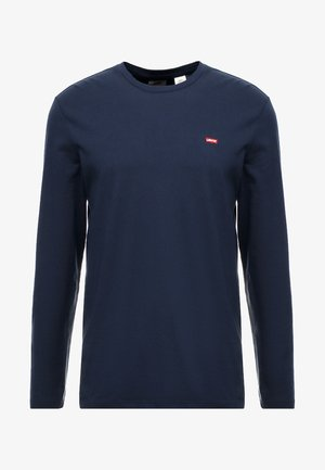ORIGINAL TEE - Long sleeved top - dress blues