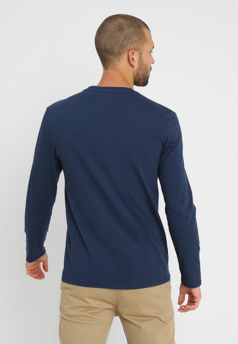 Levi's® ORIGINAL TEE - Topper langermet - dress blues