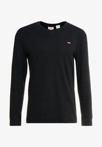 Levi's® - ORIGINAL TEE - Långärmad tröja - black - 3