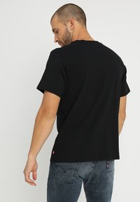 Levi's® - OVERSIZED GRAPHIC TEE - T-Shirt print - mineral black - 2