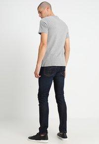 Levi's® - CREWNECK TEE 2 PACK - T-shirt - bas - mottled grey - 2