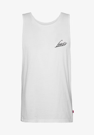 GRAPHIC TANK - Top - white