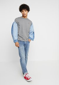 Levi's® - ORIGINAL TEE - Jednoduché triko - charcoal heather - 1