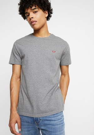 ORIGINAL TEE - T-shirt basic - charcoal heather