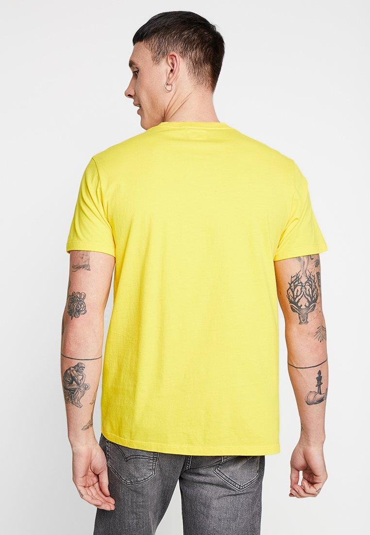 TeeT Levi's® Original Brilliant shirt Basique Yellow 8vN0wmnO