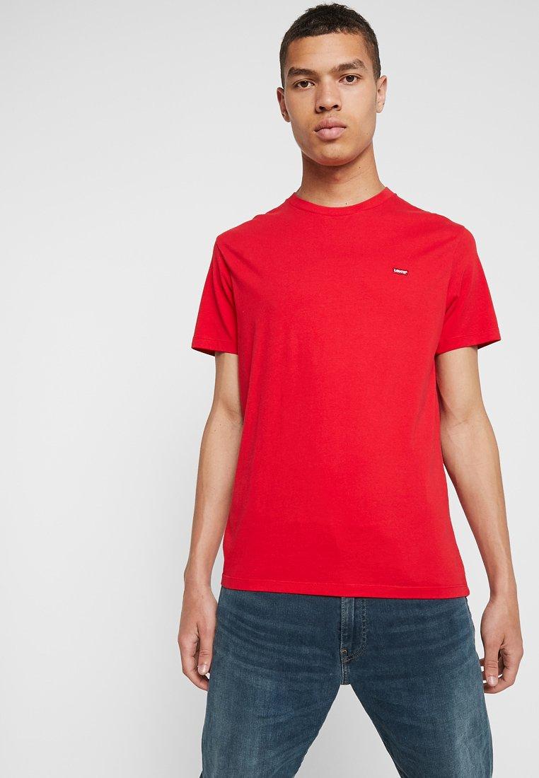 Levi's® - ORIGINAL TEE - T-Shirt basic - brilliant red