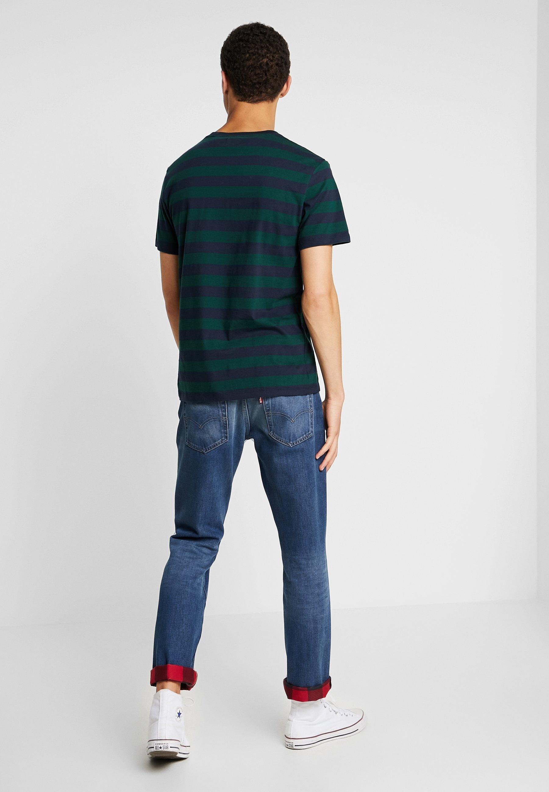 PocketT In shirt pine Nightwatch Sunset Imprimé Blue Set Grove Levi's® k8nOw0XP