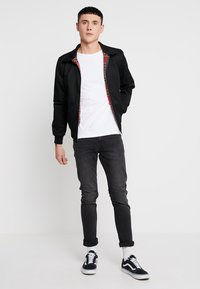 Levi's® - CREWNECK 2 PACK - T-shirt imprimé - white/white - 1