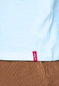 Levi's® - CREWNECK 2 PACK - Printtipaita - dark blue/blue - 5