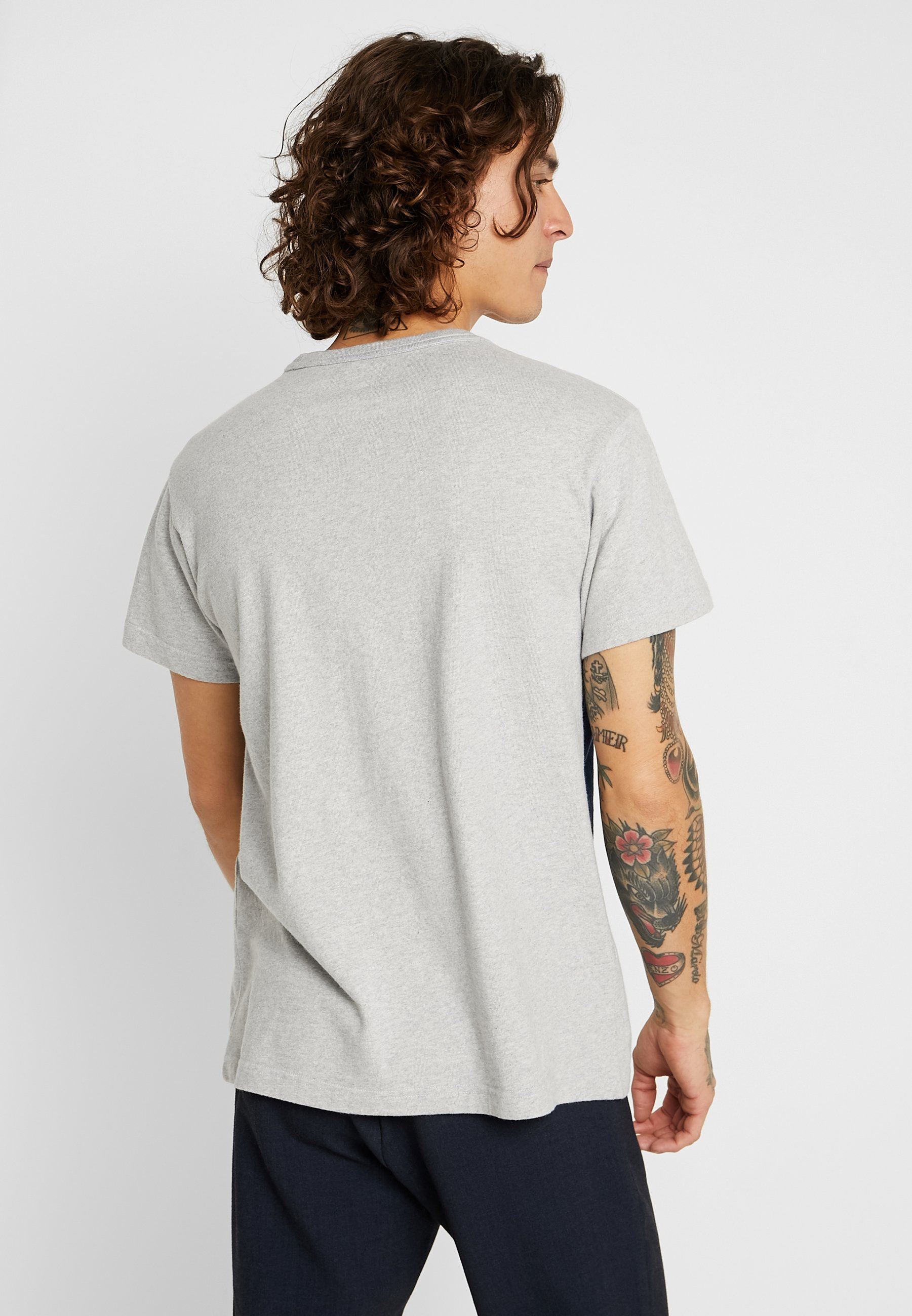 Pieced Levi's® Mighty Heather Imprimé Medium shirt Grey TeeT PiuZOkTwX