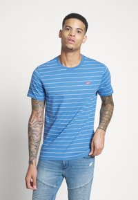 Levi's® - THE ORIGINAL TEE - T-shirt print - white - 0