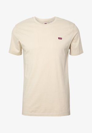 THE ORIGINAL TEE - Print T-shirt - beige
