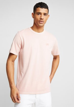 AUTHENTIC CREWNECK TEE - T-Shirt basic - farallon