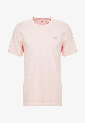 AUTHENTIC CREWNECK TEE - Camiseta básica - farallon