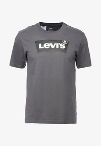 Levi's® - HOUSEMARK GRAPHIC TEE - T-shirt z nadrukiem - forge iron - 3