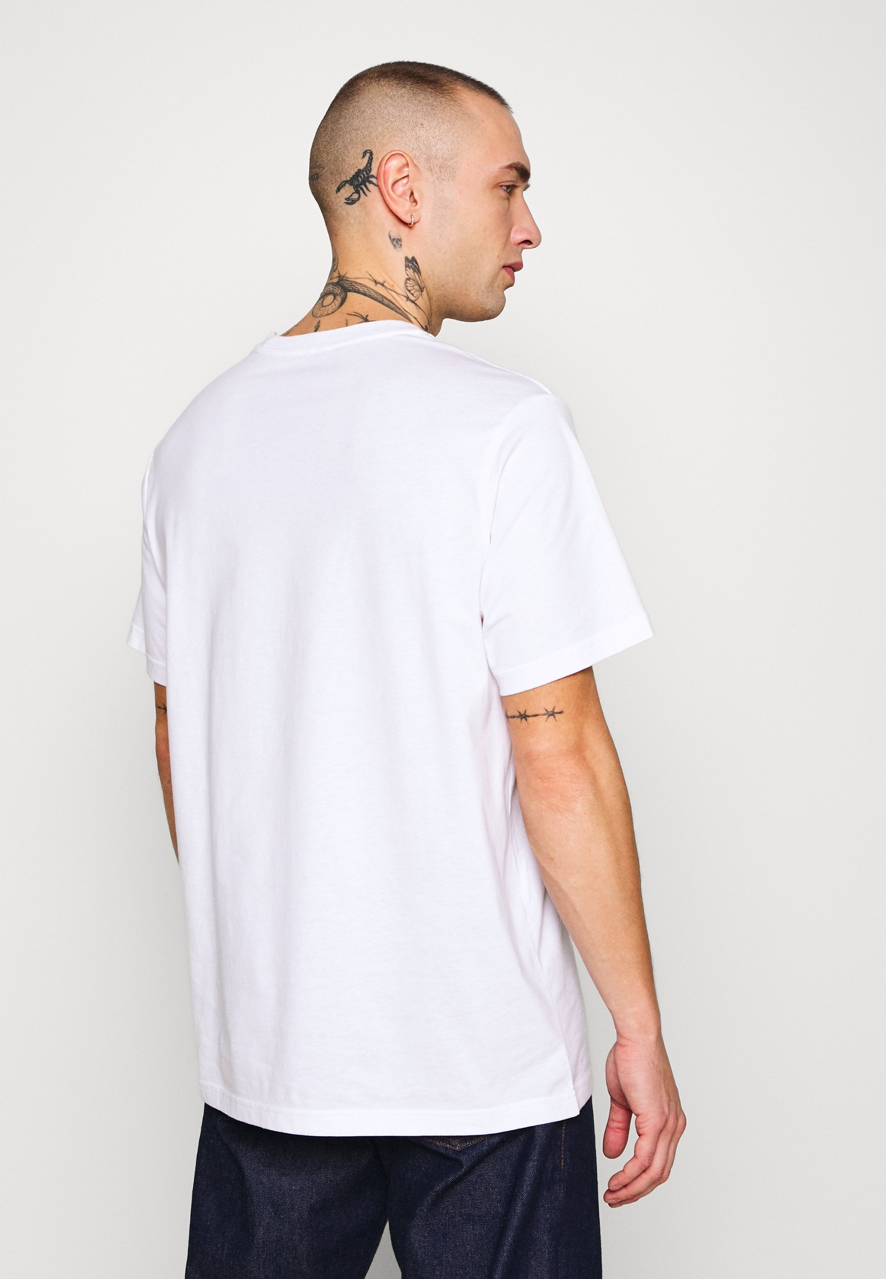 Levi's® Relaxed Graphic Tee - T-shirts Print White