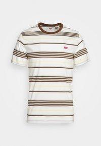 Levi's® - ORIGINAL TEE - Basic T-shirt - bright tofu - 0