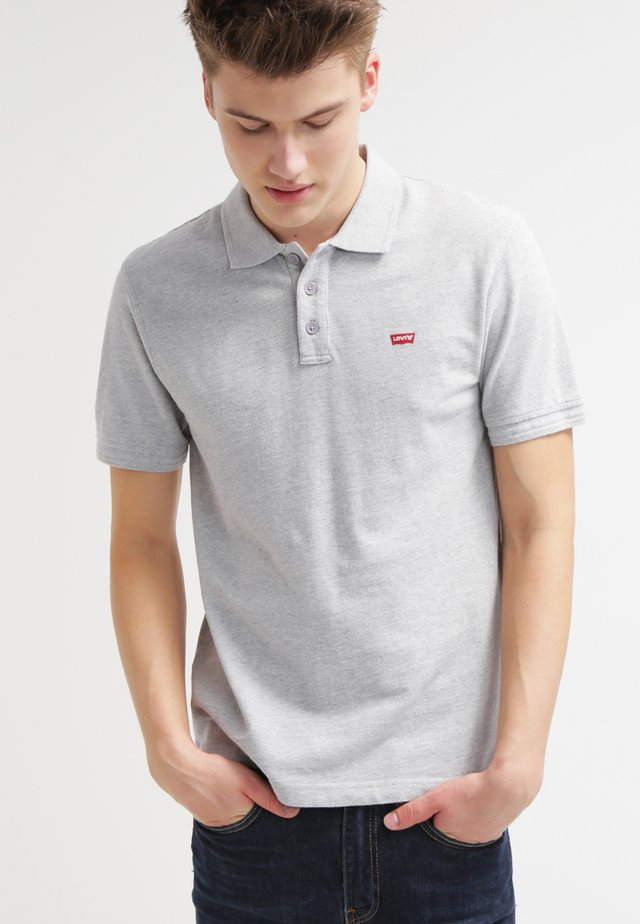 HOUSEMARK - Poloshirts - heather grey