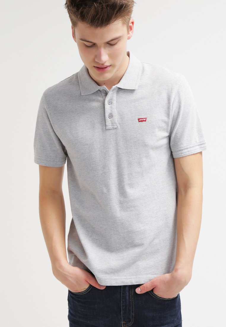Levi's® - HOUSEMARK - Poloshirts - heather grey