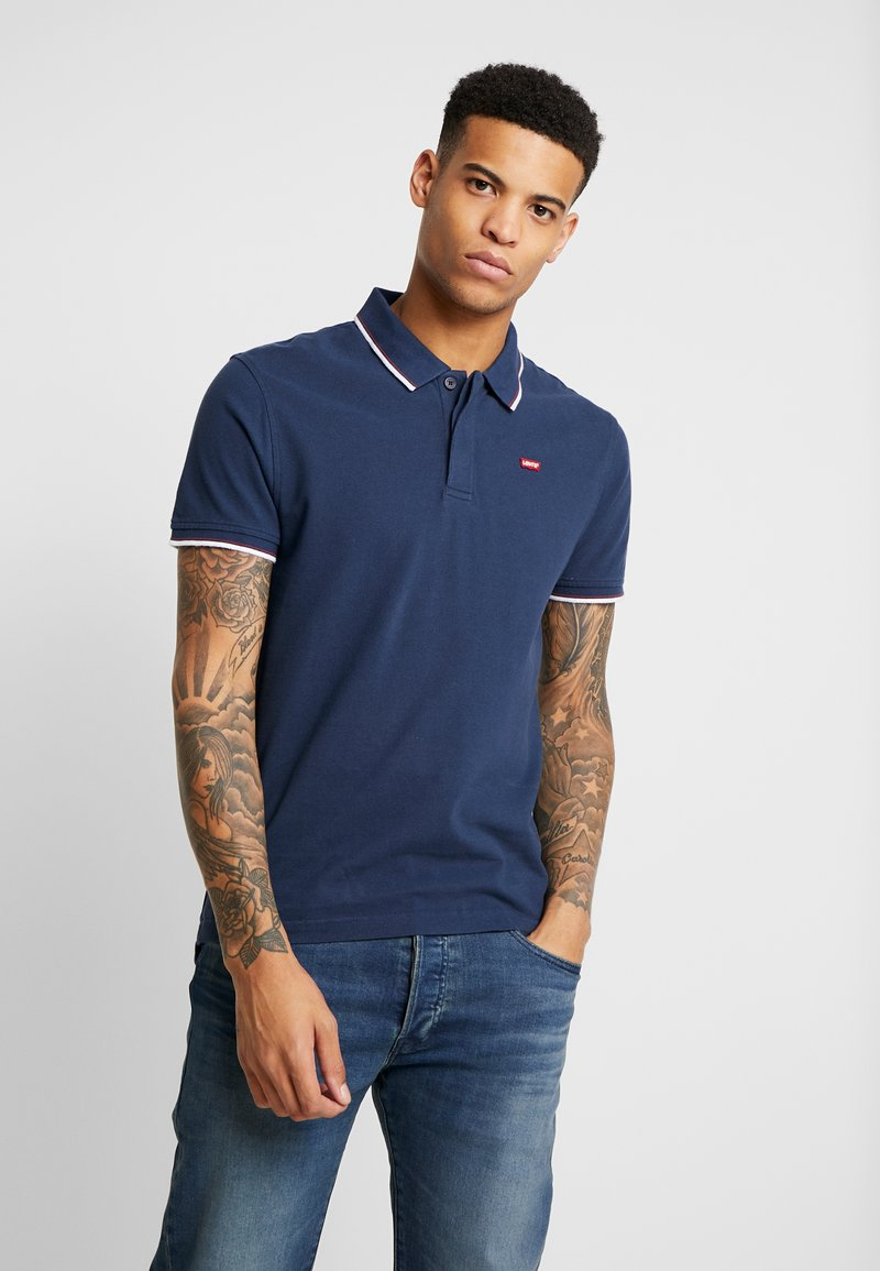 Levi's® - ORIGINAL BATWING  - Polo shirt - patch blues