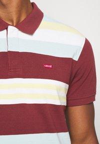 Levi's® - ORIGINAL BATWING POLO - Polo shirt - port - 5