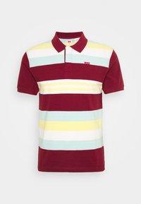 Levi's® - ORIGINAL BATWING POLO - Polo shirt - port - 4