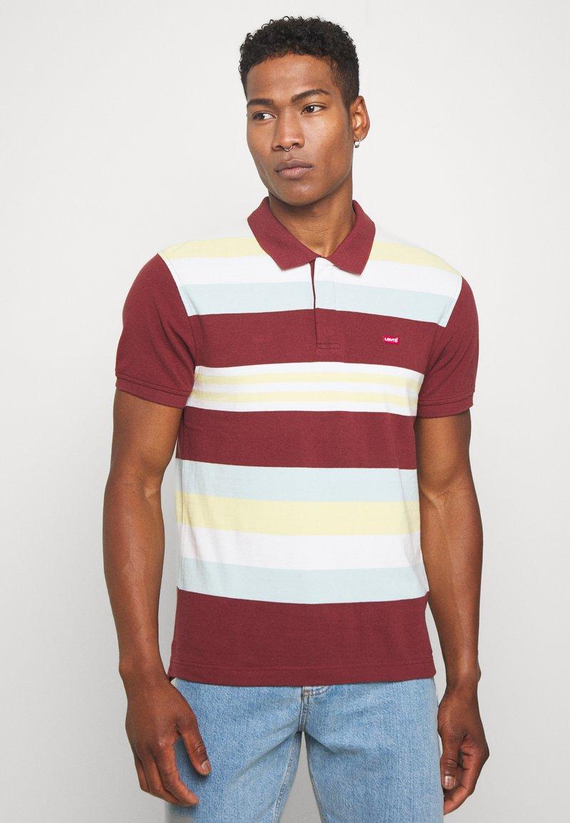 Levi's® - ORIGINAL BATWING POLO - Polo shirt - port
