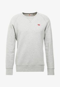 Levi's® - ORIGINAL ICON CREW - Mikina - medium grey heather - 3