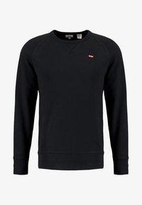 Levi's® - ORIGINAL ICON CREW - Sweatshirt - black - 3
