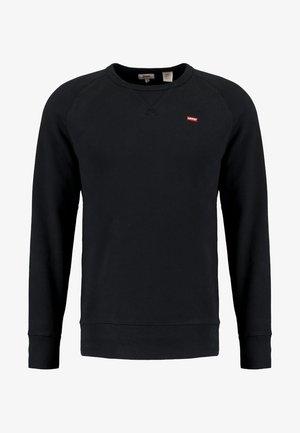 ORIGINAL ICON CREW - Sweatshirt - black