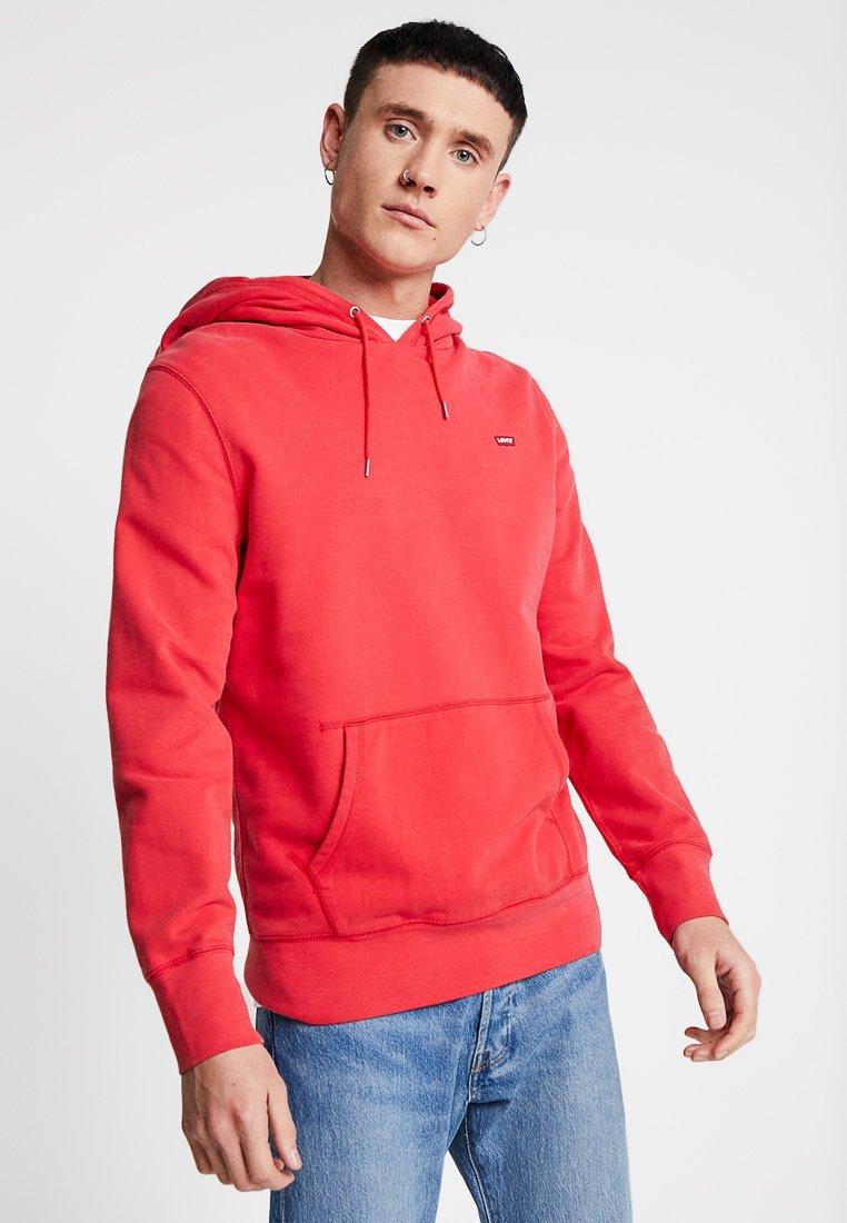 Levi's® - ORIGINAL HOODIE - Huppari - brilliant red
