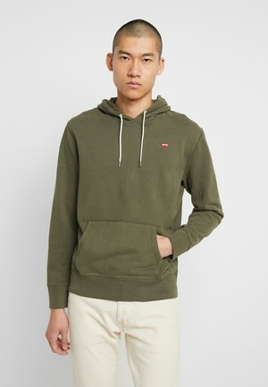 ORIGINAL HOODIE - Sweat à capuche - olive night
