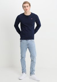 Levi's® - ORIGINAL ICON - Sweatshirt - crew indigo - 1