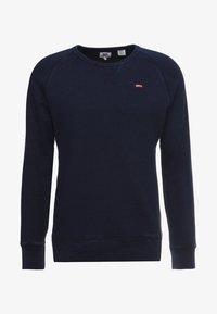 Levi's® - ORIGINAL ICON - Sweatshirt - crew indigo - 4