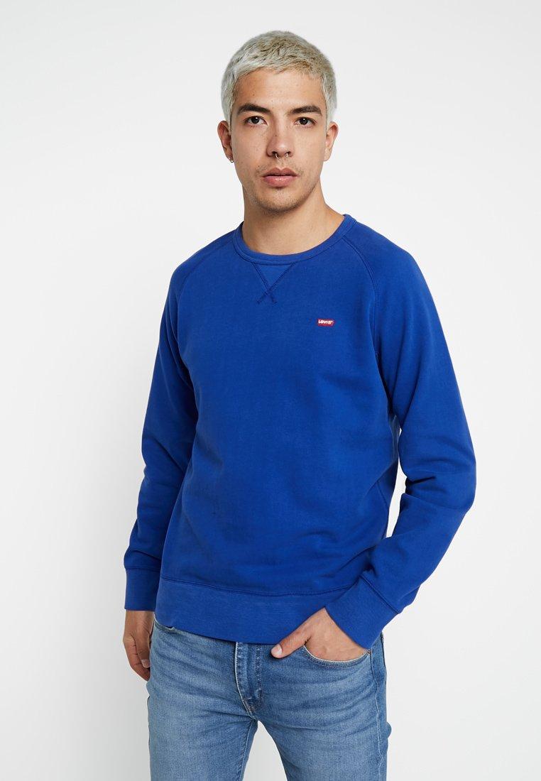 Levi's® - ORIGINAL ICON CREW - Sweatshirt - sodalite blue
