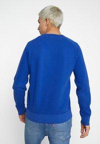 Levi's® - ORIGINAL ICON CREW - Collegepaita - sodalite blue - 2