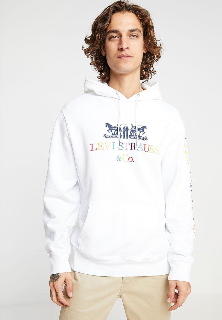 Levi's® - GRAPHIC  - Hoodie - white