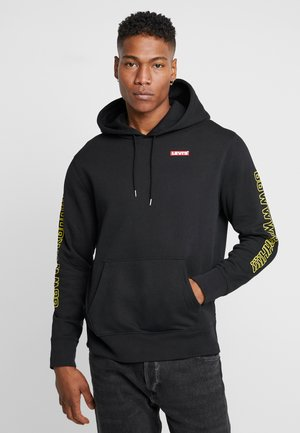 LEVI'S® X STAR WARS GRAPHIC PO HOODIE - Hoodie - chewbacca black