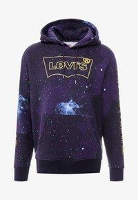 Levi's® - LEVI'S® X STAR WARS GRAPHIC PO HOODIE - Mikina skapucí - black - 3