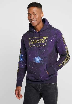 LEVI'S® X STAR WARS GRAPHIC PO HOODIE - Huppari - black