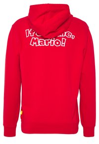 Levi's® - LEVI'S® X SUPER MARIO GRAPHIC PO HOODIE- B - Hoodie - mario lc patch t2 hoodie red - 1