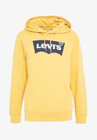 Levi's® - GRAPHIC HOODIE - Luvtröja - golden apricot - 4