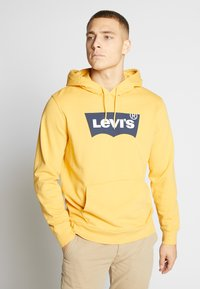 Levi's® - GRAPHIC HOODIE - Luvtröja - golden apricot - 0